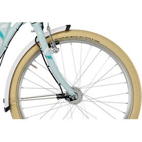 "Puky Skyride Light Classic 24"" Bicycle 3-växlad Flickor himmel blue"